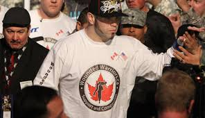 Heavyweight Tim Hague, a 5-fight UFC vet, dies following boxing ...