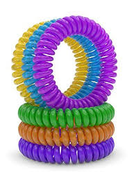 pco mosquito repellent bracelets natural and insect mosquito repellent bracelets 5 pcs refills 10 pcs