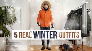 REAL Cold <b>Winter</b> Outfits for <b>Men</b>   Layering and Styling <b>Men's Fashion</b>