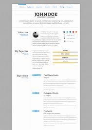 best wordpress resume themes for your personal website perfectcv wp responsive cv resume theme