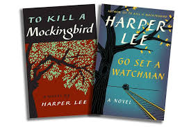 Image result for go set a watchman book cover