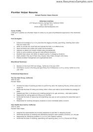Plumber Resume samples   VisualCV resume samples database Diesel Mechanic Cover Letter Examples LiveCareer