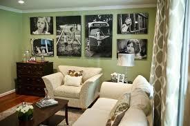 cool living room with ravishing green blank walls accessoriesravishing orange living room