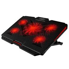 <b>Laptop Cooling Fan Base</b> Tablet Laptop Cooler Radiator Adjustable ...