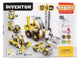 Купить <b>Конструктор Engino INVENTOR</b> Спецтехника по супер ...