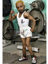 Image result for bodybuilder with small head