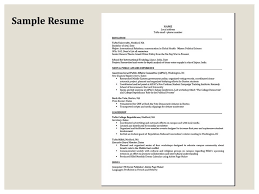 resumes tufts student services tufts career services cover letter