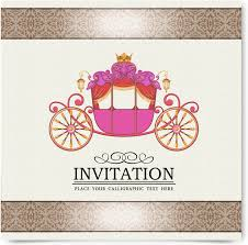 christmas party invitation template vector christmas element vector templates · vintage party invitation card decor