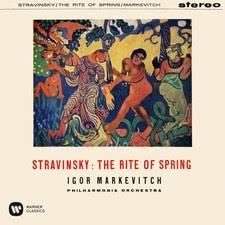 Igor <b>Markevitch</b>; Philharmonia Orchestra, <b>Stravinsky</b>: The Rite of ...