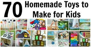 70+ <b>Homemade Toys</b> to Make for <b>Kids</b> - Happy Hooligans