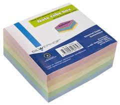 Купить <b>Блок для записей</b> бумажный Silwerhof 702003 ...