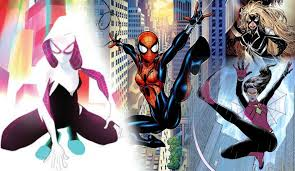 Who Are the Top 5 <b>Spider</b>-<b>Women</b> in the Marvel Universe? - Vision ...