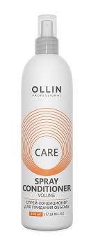 <b>Спрей</b>-<b>кондиционер</b> для придания объема <b>OLLIN Professional</b> ...