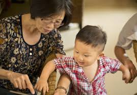 Names and Roles for <b>Chinese Grandmothers</b>
