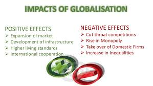 the positive and negative effects of globalization essay   the positive and negative effects of globalization essay   image