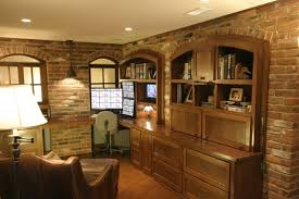 exterior basement office ideas traditional home office basement office design