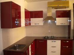 modular kitchen colors: modular kitchen with red modular kitchen high gloss polyester kitchen shutters designer
