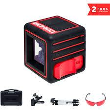 Купить лазерный <b>нивелир ADA instruments CUBE</b> 3D Ultimate ...