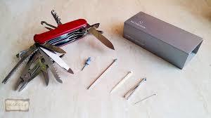 Складной швейцарский офицерский <b>нож</b>-<b>мультитул Victorinox</b> ...