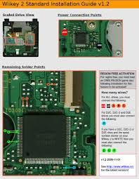 wii clip for wiikey dckey dcpro argon dpro the new wii clip2 v14 install diagram zero wire need er plug and play and don t need touch iron at all