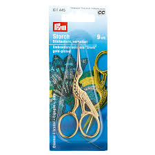 <b>Ножницы для вышивки</b>, аист, 9см | <b>Prym</b> Consumer
