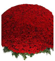 <b>Композиция из 1001</b> розы Сенсация, Москва