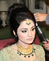 airbrush arabic wedding reception makeup henna and hair by adiba