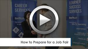 job search videos and workshops how to prepare for a job fair book a workshop or meet a career advisor one on one by contacting 403 410 1742 or careerservices ca