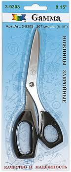 """<b>Ножницы</b> закройные """"<b>Gamma</b>"""", длина 20,7 см — купить в ..."""