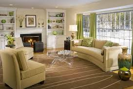 here are two pictures the first is of a balanced room the other is unbalanced balanced living room