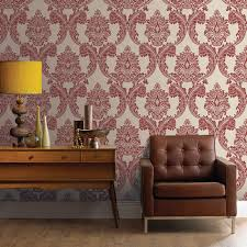 decor damask gorgeous guest wall    using the tones were familiar with at this time of year your humble