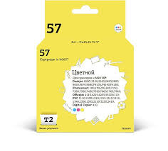 Купить <b>Картридж T2 IC-H6657</b>, многоцветный в интернет ...