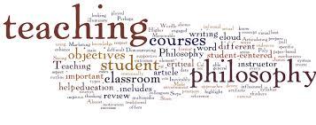teaching philosophy   portfolio as a teacher picture