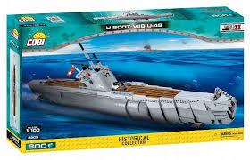<b>Конструктор COBI U-boot U-48</b> V II 4805
