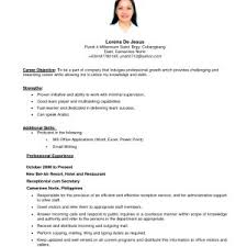 examples of objectives for resumes in healthcare resume examples objective sentence for resume bank sample examples of objectives for resumes in healthcare