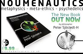 noumenautics book peter sj atilde para stedt h peter sjostedt h philosophy metaphysics meta ethics psychedelics neo nihilism psilocybin lsd dmt whitehead