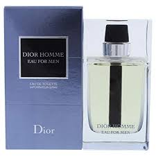 <b>Dior Homme Eau</b> for Men Eau de Toilette Spray 100ml: Amazon.co ...