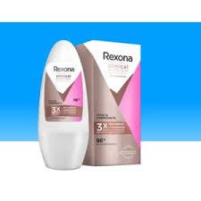 Шариковый <b>дезодорант</b>-антиперспирант <b>Rexona Clinical</b> ...