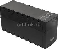 Купить <b>ИБП POWERCOM</b> Raptor RPT-600A EURO в интернет ...