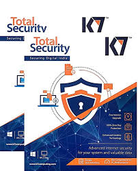 <b>K7</b> Total Security- <b>2</b> User, 1 Year (<b>2</b> CD's Inside) (New Silm Pack ...