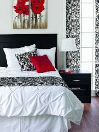 more red black and white more of the great things i sell bedroomastounding striped red black striking
