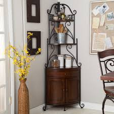 rack wrought iron kitchen