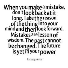 Mistakes Quotes Images and Pictures