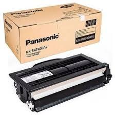 Тонер <b>Картридж Panasonic KX-FAT403A7</b> черный для Panasonic ...