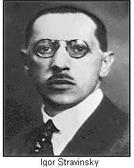 A ver, les propongo una adivinanza: ¿Que tienen en común… …El gran compositor ruso Igor Stravinsky… - stravinsky_igor