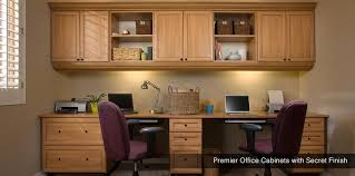 premier office cabinets with secret finish cabinet home office design