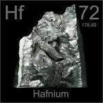 Images & Illustrations of hafnium