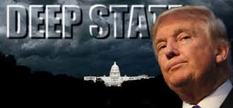 Image result for pictures of Trump Vs the Deep State