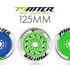 Blog - <b>New</b> Matter <b>125mm</b> wheels - G13 and One20Five - What are ...