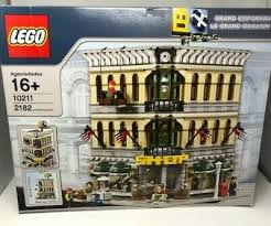<b>LIGHTAILING LED Light</b> kit for LEGO Creator Grand Emporium 10211